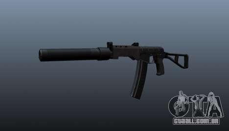 SR-3 Vikhr metralhadora v3 para GTA 4