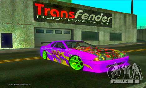 Elegy DC v2 para GTA San Andreas