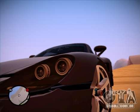 SA Graphics HD v 1.0 para GTA San Andreas sexta tela