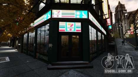 Lojas real v2 para GTA 4 sexto tela