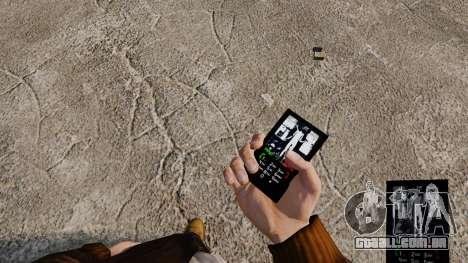 Temas de Goth Rock para o seu celular para GTA 4 décima primeira imagem de tela