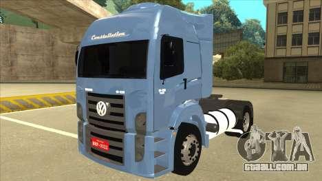 Volkswagen Constellation 19.320 Titan para GTA San Andreas