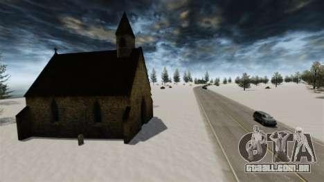 Localização Ártico (IV) [Final] para GTA 4 terceira tela