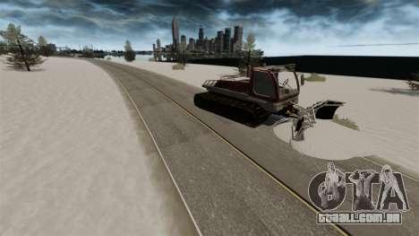 Localização Ártico (IV) [Final] para GTA 4 quinto tela