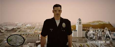 Los Angeles Police Officer para GTA San Andreas