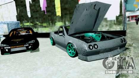 Buffalo Drift para GTA San Andreas