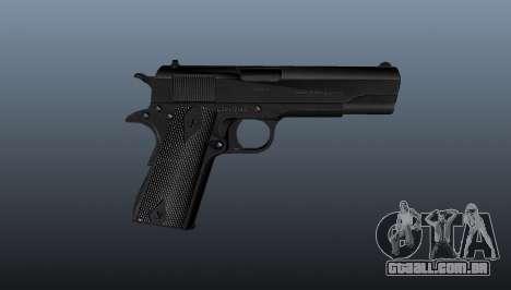 Pistola M1911 v1 para GTA 4 terceira tela