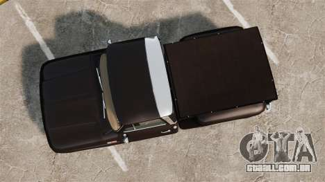 Chevrolet C-10 Stepside v1 para GTA 4 vista direita