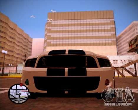 SA Graphics HD v 1.0 para GTA San Andreas décima primeira imagem de tela