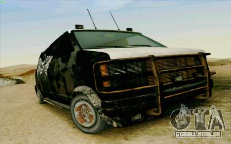 Gang Burrito para GTA San Andreas