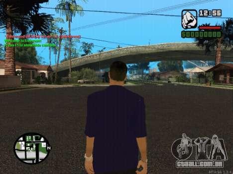 New Andre para GTA San Andreas terceira tela