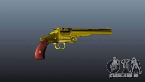 Schofield revolver v2 para GTA 4 terceira tela