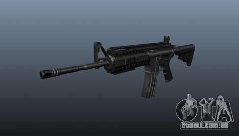 Rifle M4A1 RIS para GTA 4