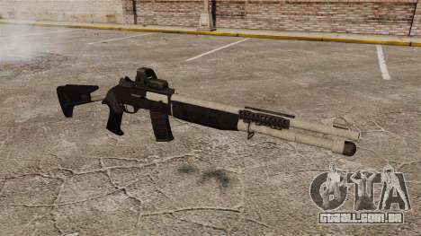 Espingarda M1014 v4 para GTA 4