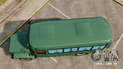 Kavz-3976 para GTA 4 vista direita