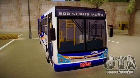 Caio Millenium para GTA San Andreas esquerda vista