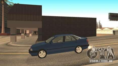 Fiat Tempra 1990 para GTA San Andreas esquerda vista