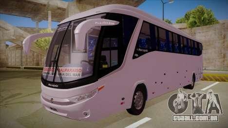 MARCOPOLO PARADISO G7 1200 4X2 M.BENZ O500RS para GTA San Andreas