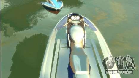 Motos de GTA V para GTA 4 esquerda vista