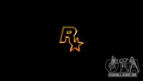 Imagens de menu e bota no estilo de GTA V para GTA 4