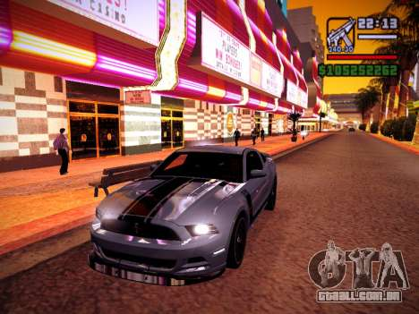 ENB by DjBeast for SA:MP Light Version para GTA San Andreas décimo tela