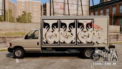 Grafite novo para corcel para GTA 4