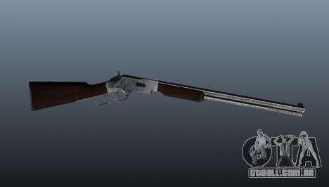 Winchester Repeater v2 para GTA 4 terceira tela