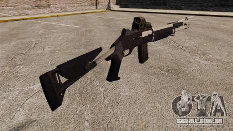 Espingarda M1014 v4 para GTA 4 segundo screenshot