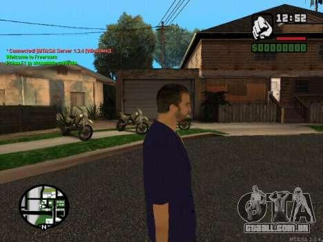 New Andre para GTA San Andreas segunda tela