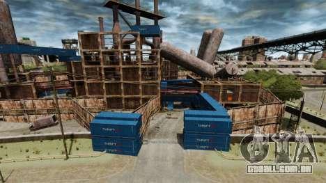 Uma base defensiva para GTA 4