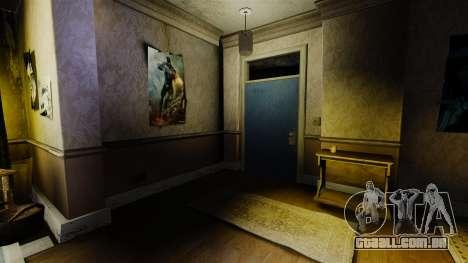 Novas texturas no primeiro apartamento da novela para GTA 4 terceira tela