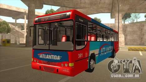 Marcopolo Torino G6 Linea 57 Atlantida para GTA San Andreas