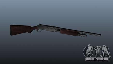 Shotgun da bomba-ação para GTA 4 terceira tela