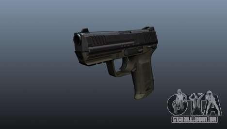Arma HK45C v2 para GTA 4