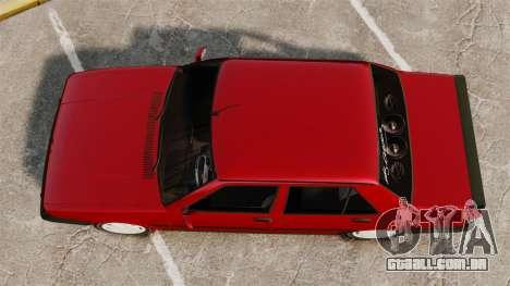 Tofas Dogan SL-X para GTA 4 vista direita