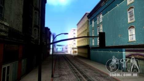 ENBSeries by egor585 V3 Final para GTA San Andreas por diante tela