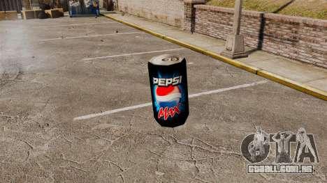 Novas máquinas de refrigerante para GTA 4 por diante tela