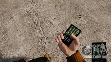 Temas de Goth Rock para o seu celular para GTA 4 segundo screenshot