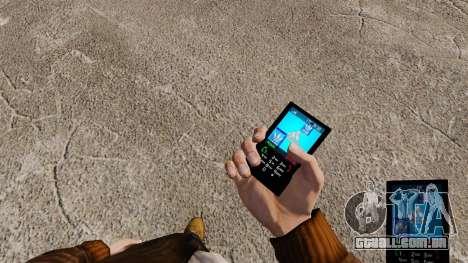 Temas para roupas de marcas de telefones para GTA 4
