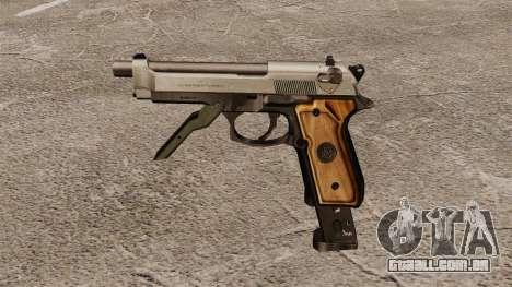 Auto Beretta M93R para GTA 4 terceira tela