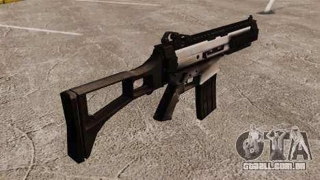 Automática SMG Crius v1 para GTA 4 segundo screenshot
