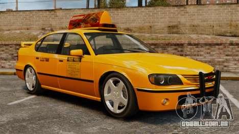 Taxi2 com novos discos para GTA 4