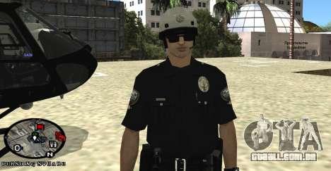 Los Angeles Air Support Division Pilot para GTA San Andreas