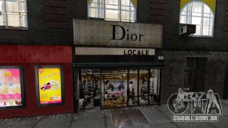 Lojas real v2 para GTA 4 décima primeira imagem de tela