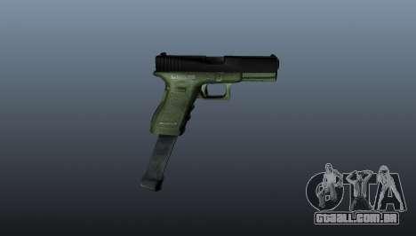 Glock 18 Akimbo MW2 v3 para GTA 4 terceira tela