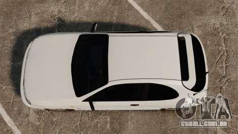 Daewoo Lanos GTI 1999 Concept para GTA 4 vista direita