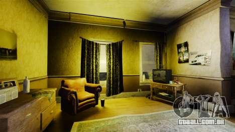 Novas texturas no primeiro apartamento da novela para GTA 4 segundo screenshot