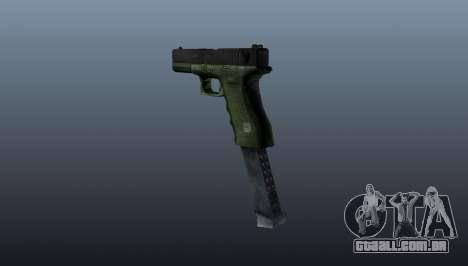 Glock 18 Akimbo MW2 v3 para GTA 4 segundo screenshot