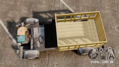 Carreta Agricola Tobaton para GTA 4 vista direita