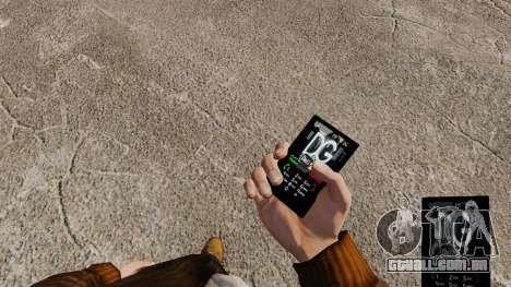 Temas para roupas de marcas de telefones para GTA 4 segundo screenshot